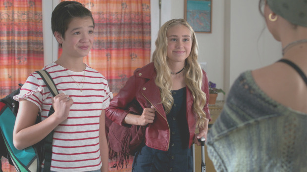 teen actress emily skinner adds depth and color to her mean girl character on disney channels andi mack