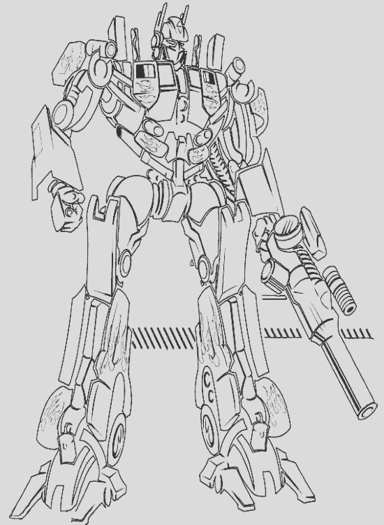 autobots coloring pages