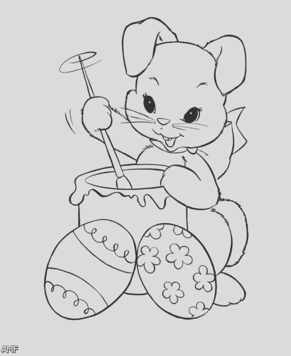 cute baby bunny coloring pages 2015 2016