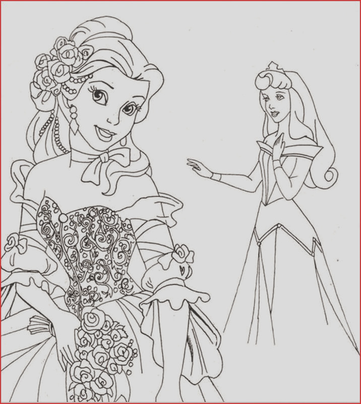 belle coloring pages from beauty and