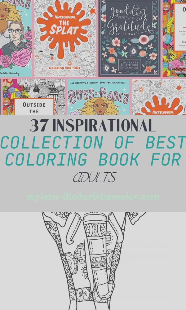 Best Coloring Book for Adults Best Of 25 Best Adult Coloring Books 2020