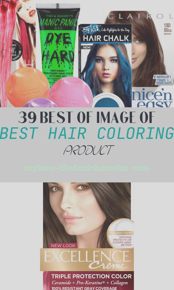 Best Hair Coloring Product New Best Temporary Hair Dyes