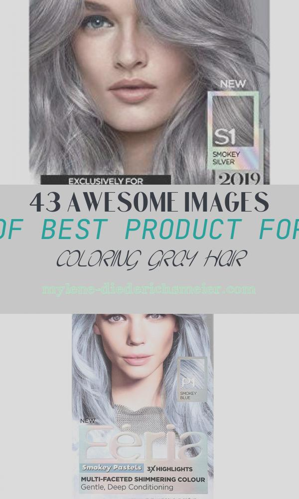 Best Product for Coloring Gray Hair Best Of 8 Best Gray Hair Dyes for at Home Color 2020