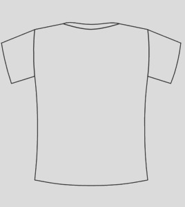 blank tshirt coloring page sketch templates
