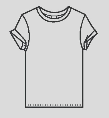 blank t shirt coloring pages