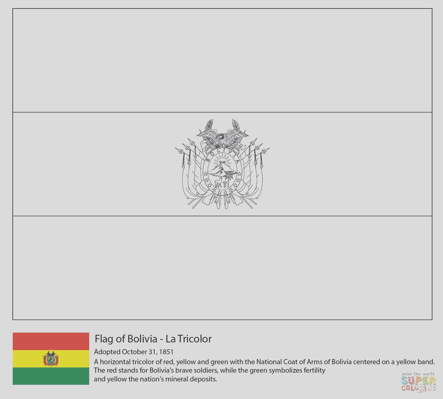 guyana flag coloring page best of paraguay