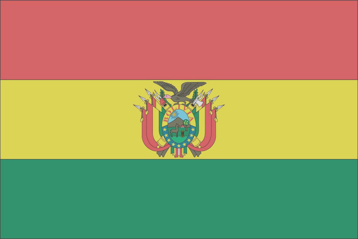 meaning of bolivia flag