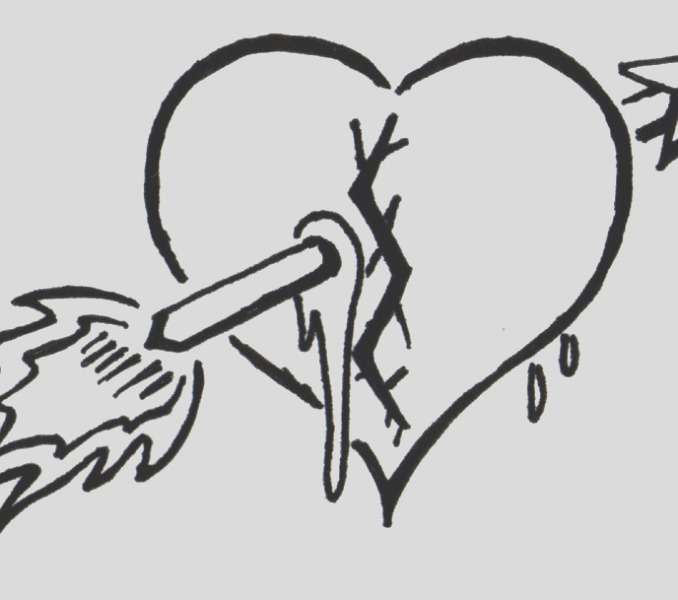 heart coloring pages