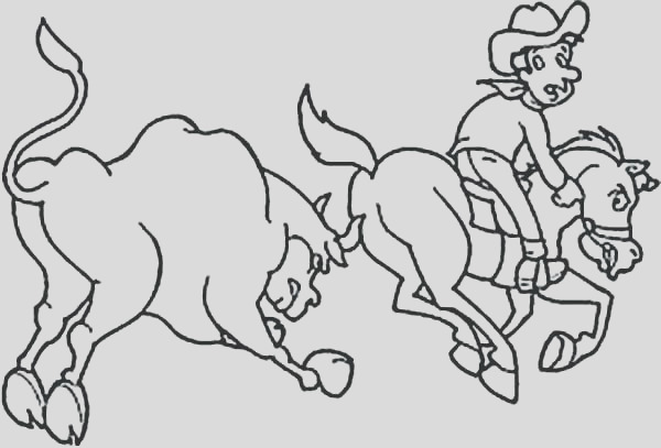 red bull coloring pages