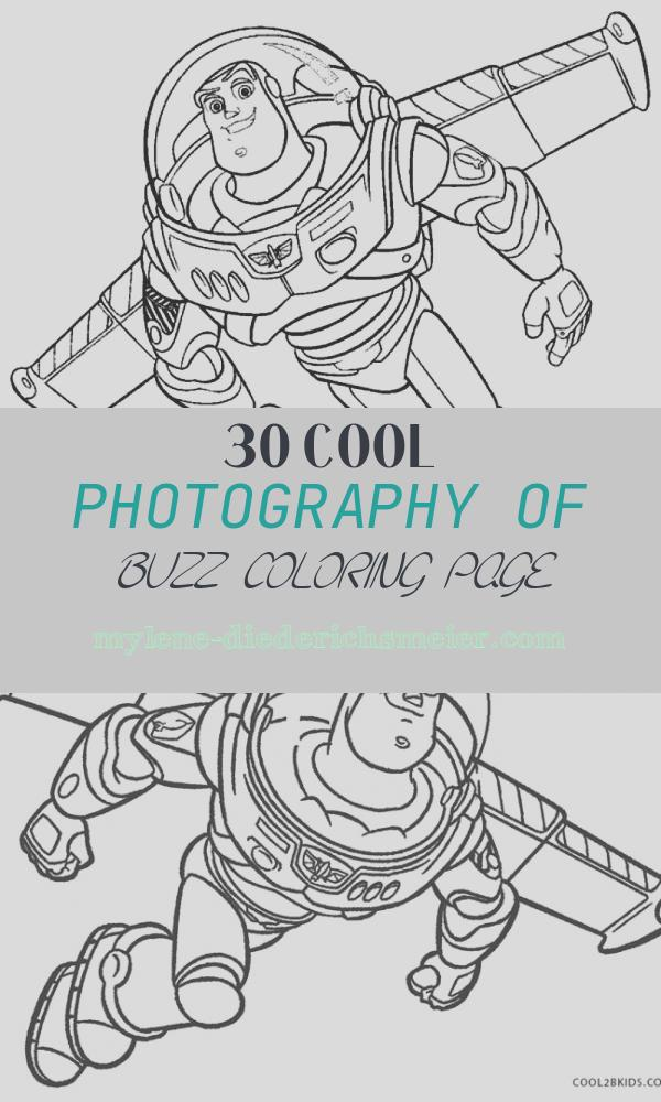 Buzz Coloring Page Beautiful Free Printable Buzz Lightyear Coloring Pages for Kids