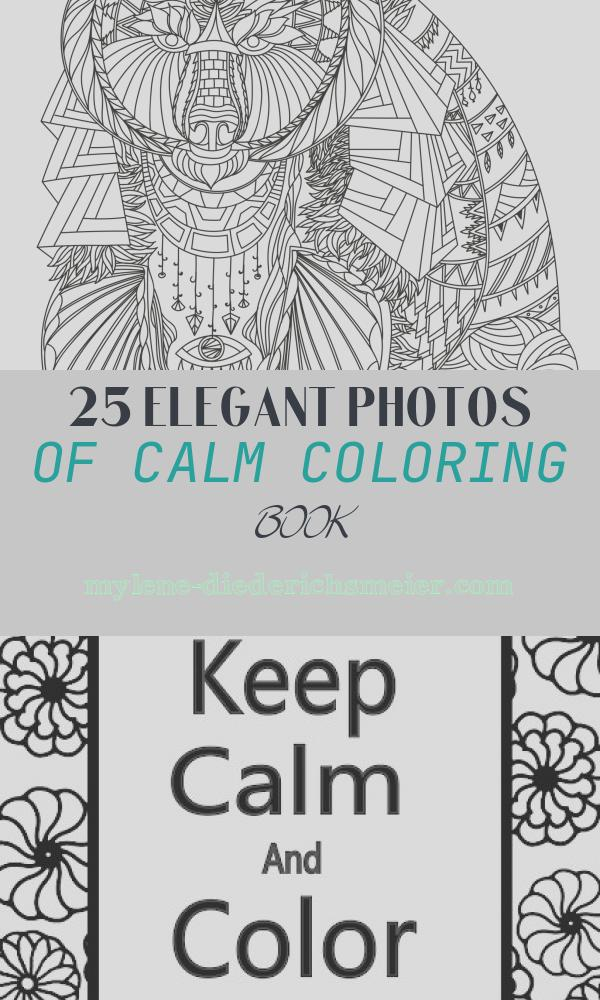 Calm Coloring Book Inspirational Happy Pub Day Zendoodle Keep Calm and Color On