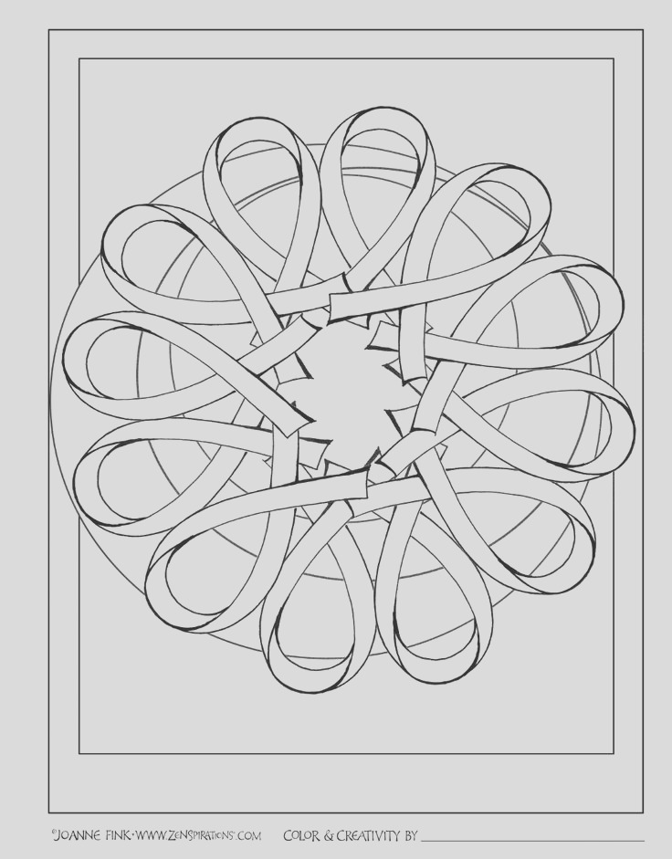 breast cancer awareness printable coloring pages