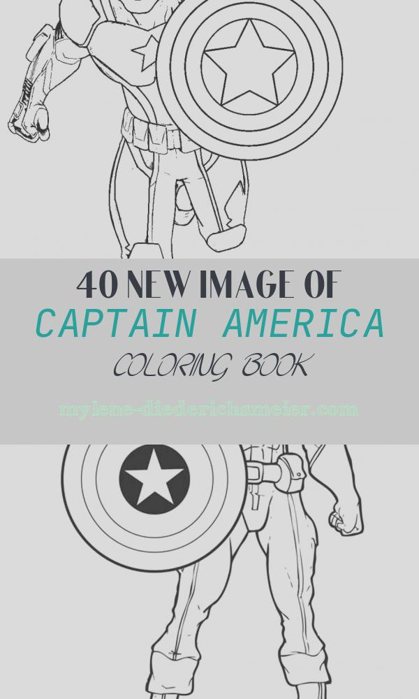 Captain America Coloring Book Best Of Free Printable Captain America Coloring Pages for Kids