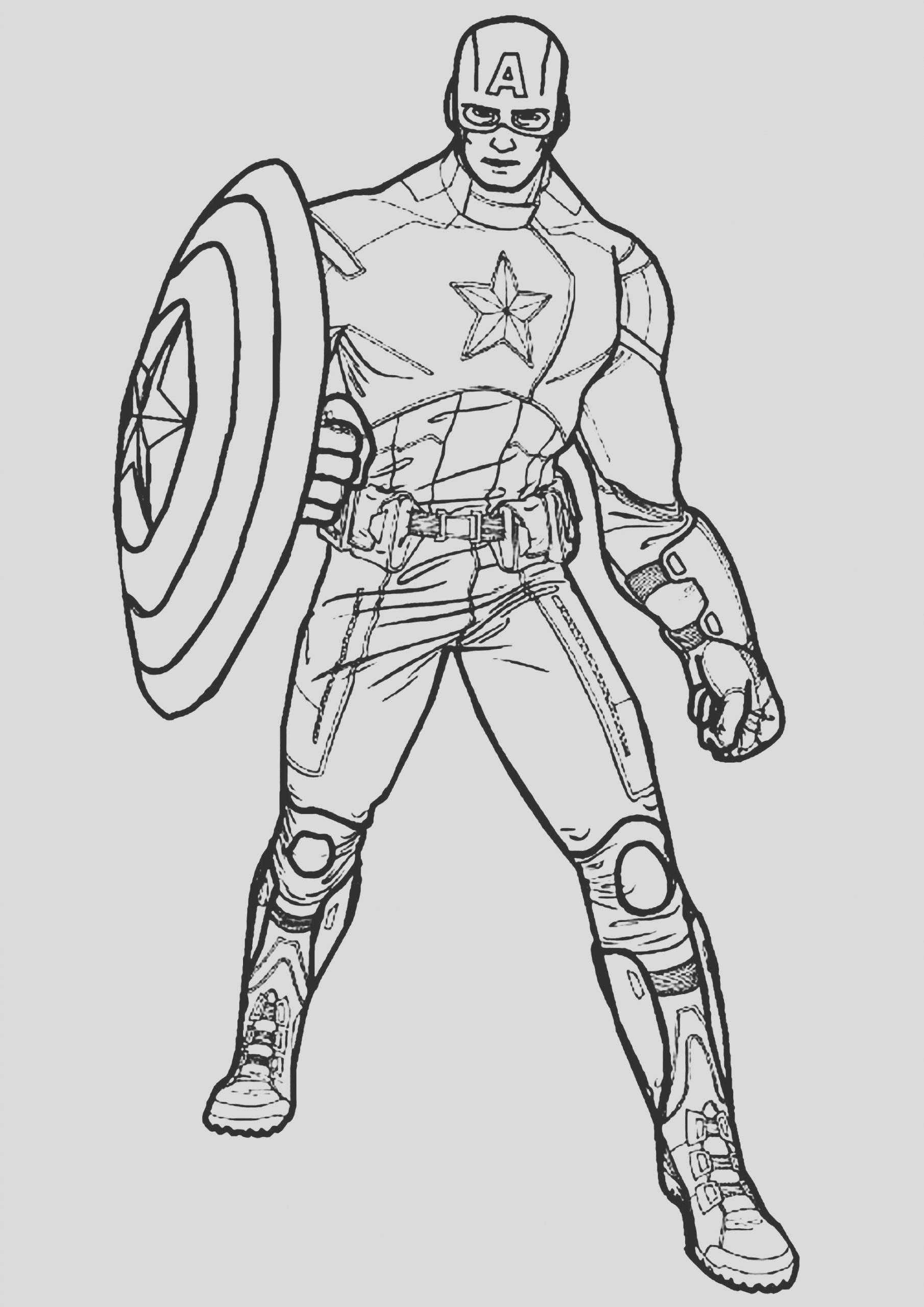 image=captain america coloring pages for children captain america 1