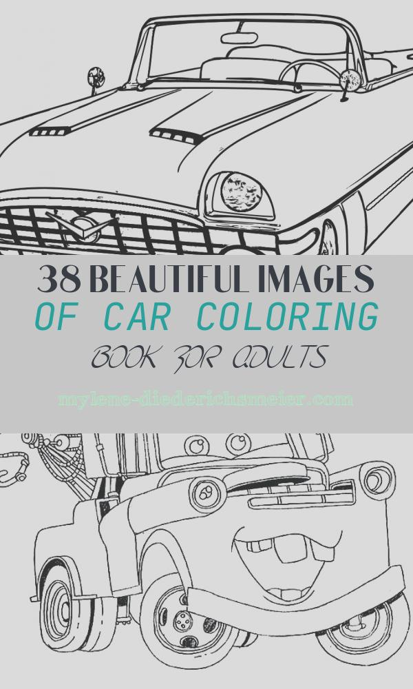 Car Coloring Book for Adults Beautiful Coloring Pages for Adults Cars at Getdrawings