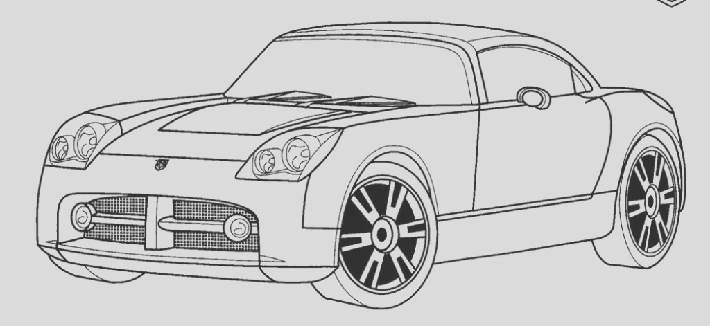 amazing coloring sheets for boys cars colouring pages adults