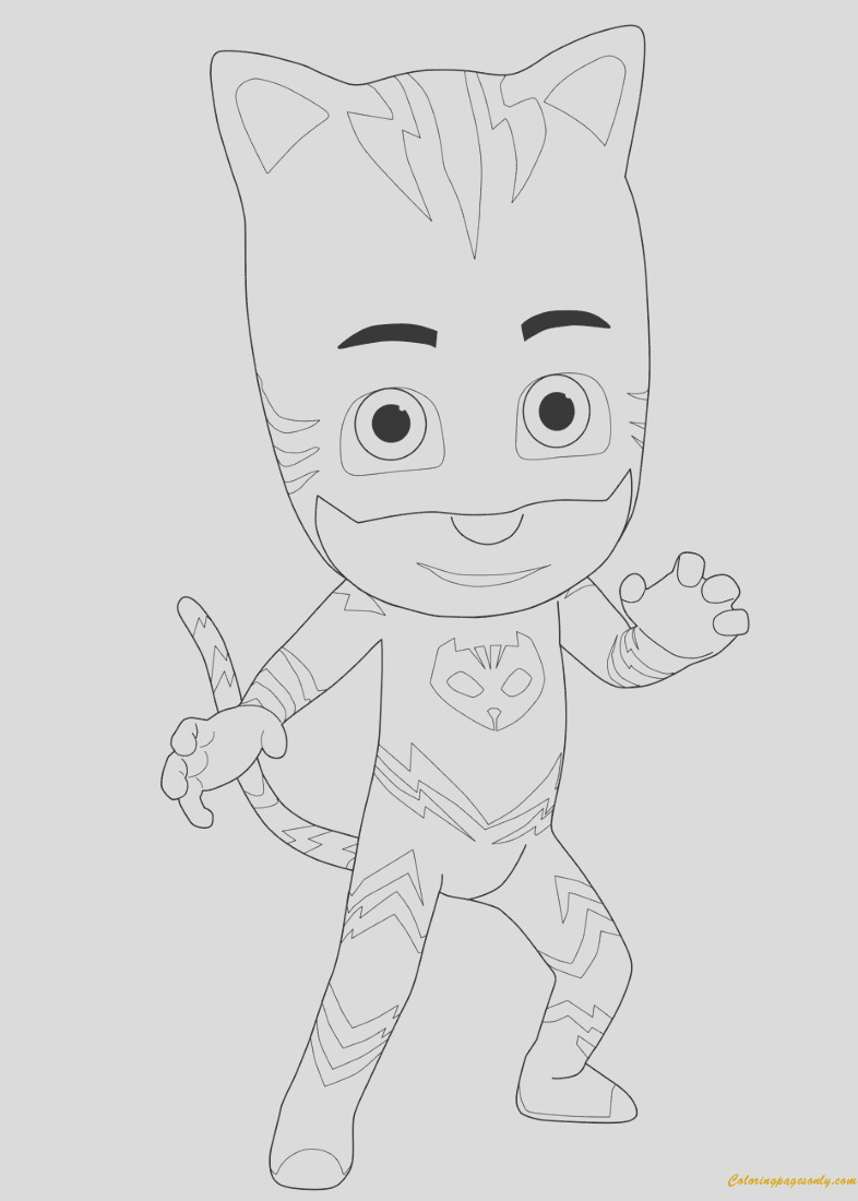the amazing catboy from pj masks