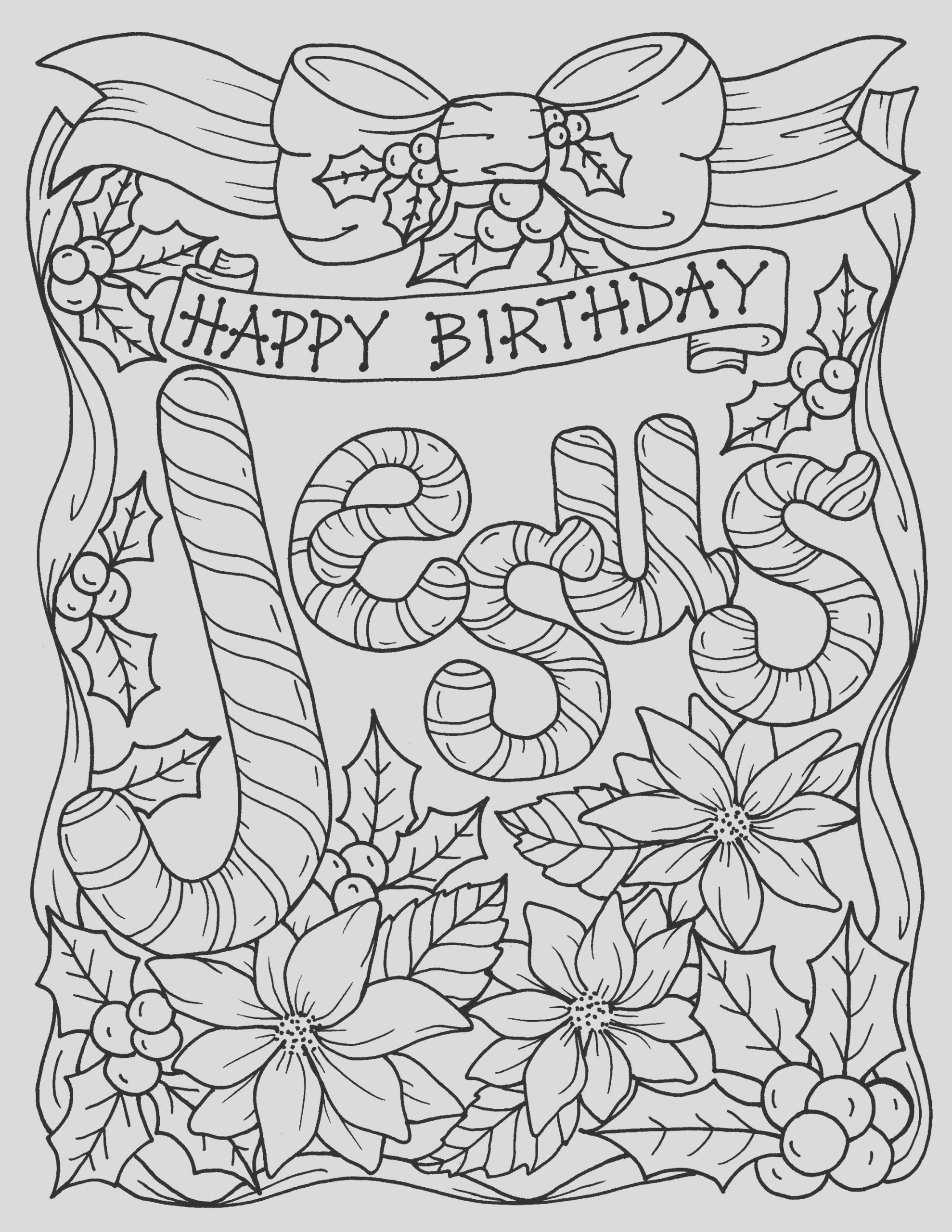 5 pages christmas coloring christian