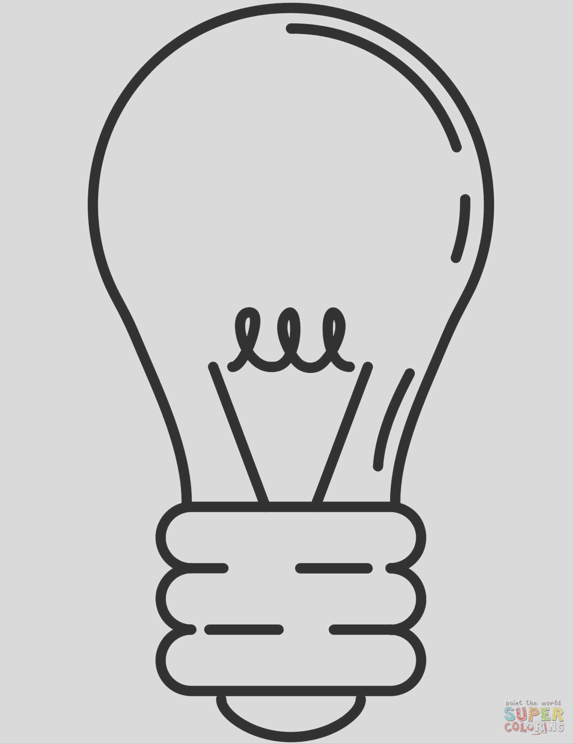 christmas light bulb coloring page 35