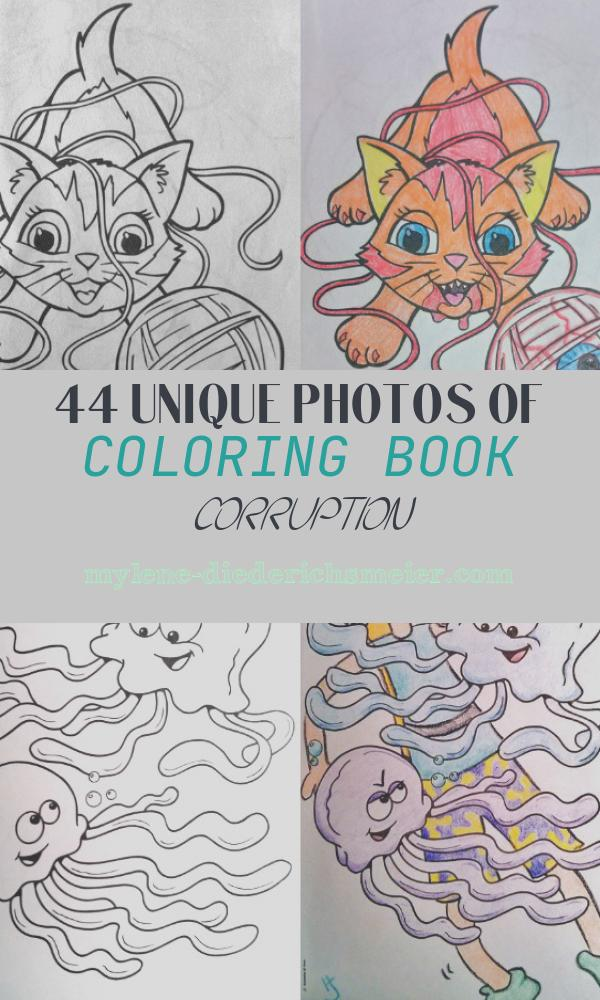 Coloring Book Corruption Inspirational Hilarious Coloring Books for Children Seen From Adults