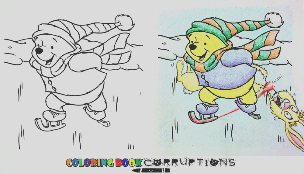 when coloring books are corrupted