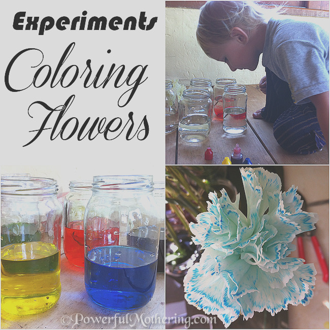 7 ways to use food coloring in play