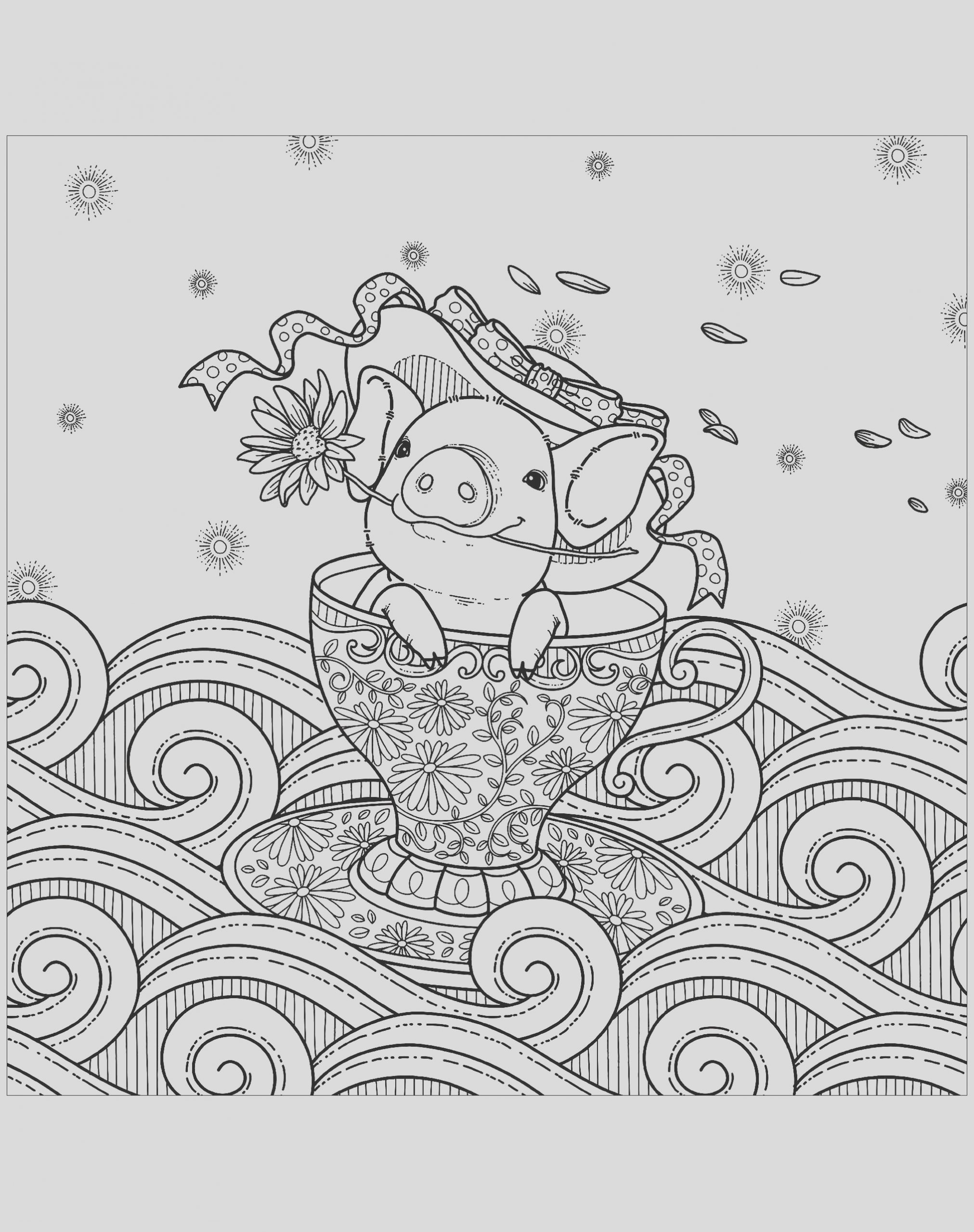 image=pigs coloring pig in a cup 1