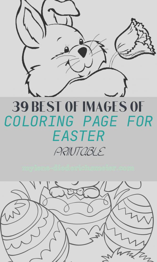 Coloring Page for Easter Printable Fresh Free Printable Easter Coloring Pages