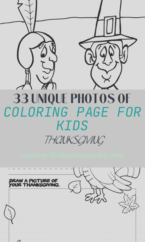 Coloring Page for Kids Thanksgiving Lovely Free Printable Thanksgiving Coloring Pages for Kids