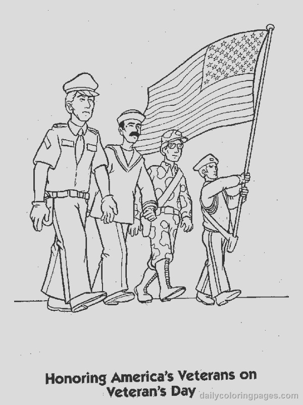 veterans day coloring pages for preschool 7avsm