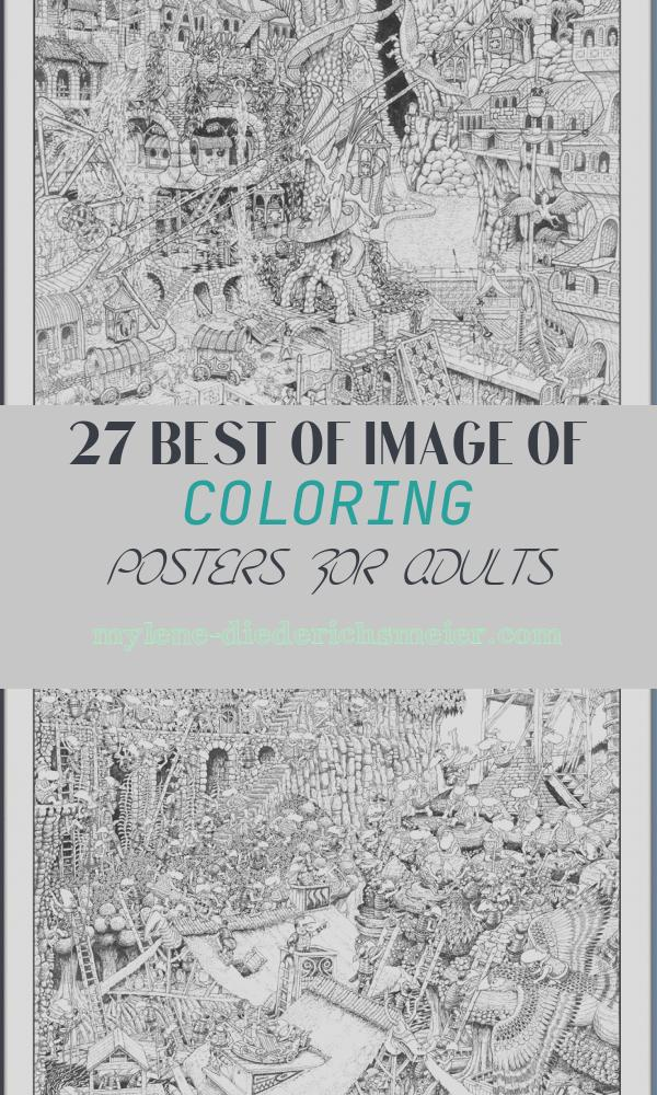 Coloring Posters for Adults Beautiful Doodle Coloring Pages Colouring Adult Detailed Advanced