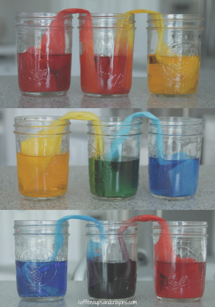 10 easy science projects for kids