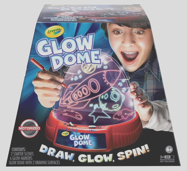 color explosion glow dome product