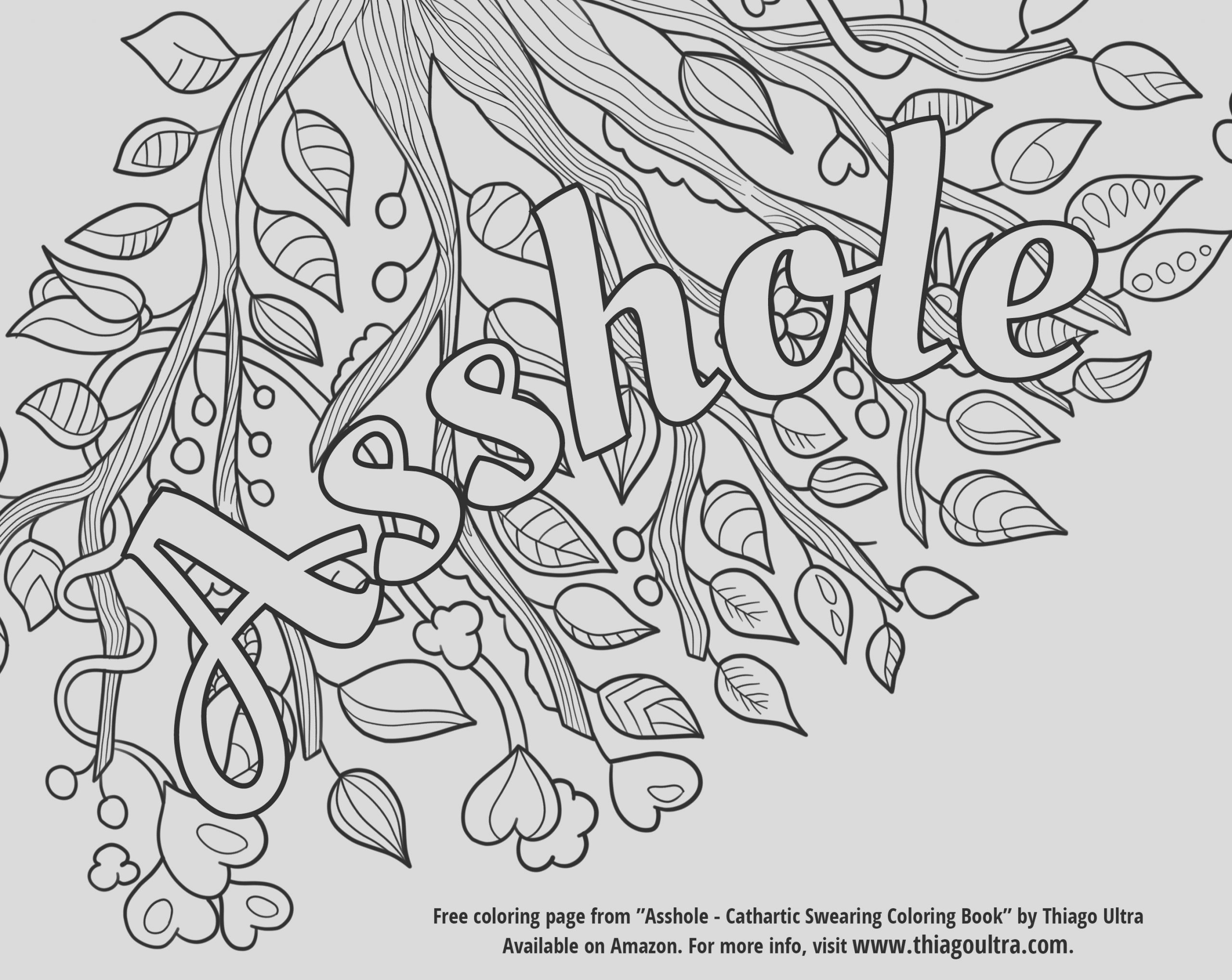 curse words coloring pages