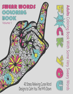 the coolest coloring books for grown ups