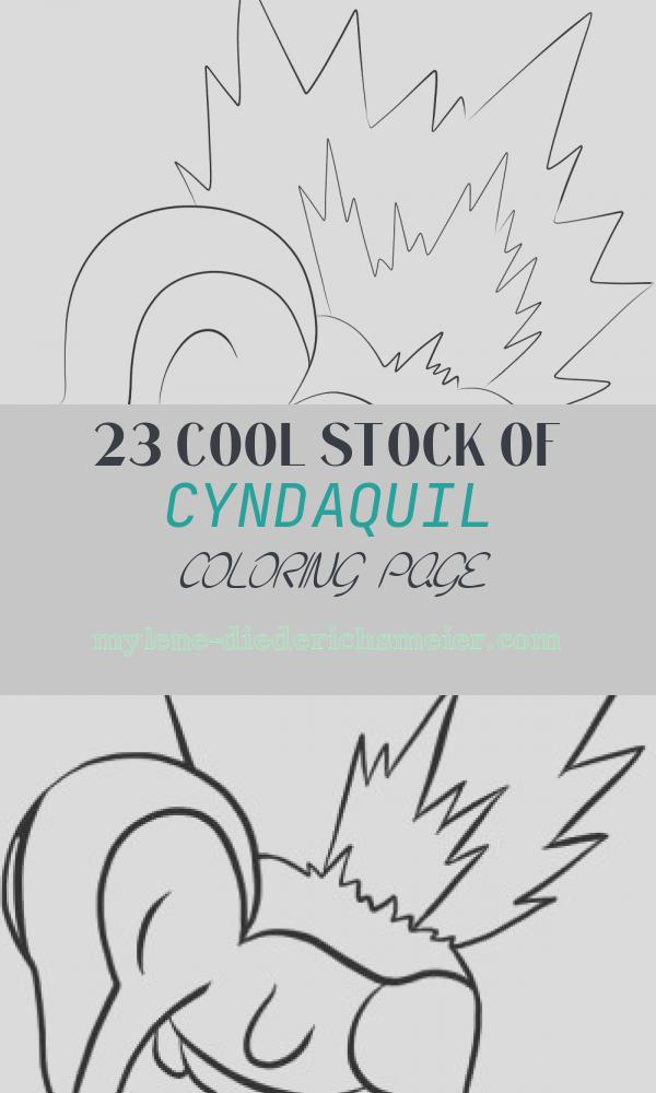 Cyndaquil Coloring Page New Cyndaquil Coloring Page