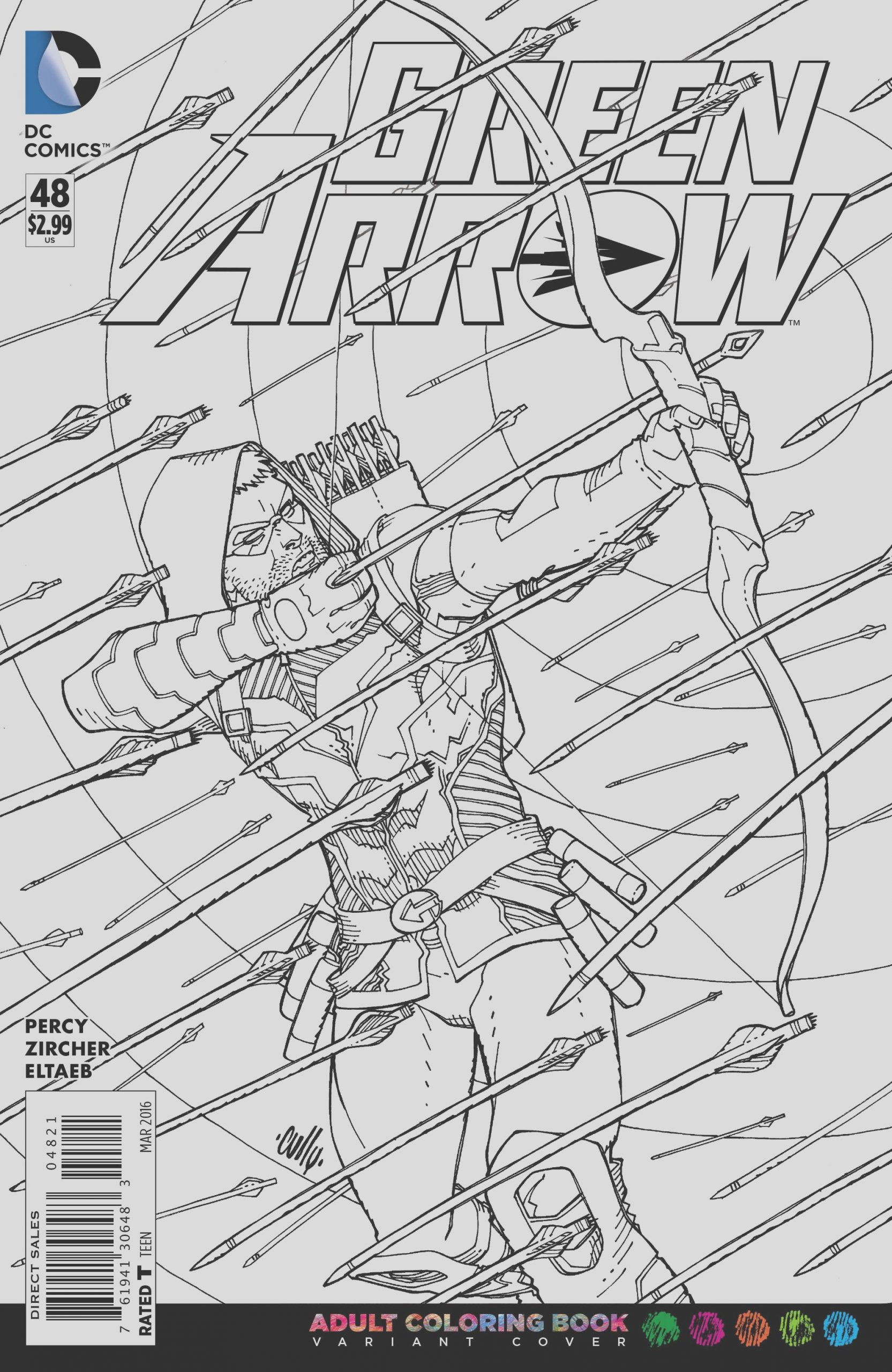 test your coloring with dc ics adult coloring book variant covers