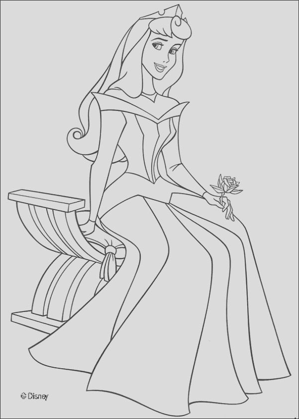 disney princess coloring pages free
