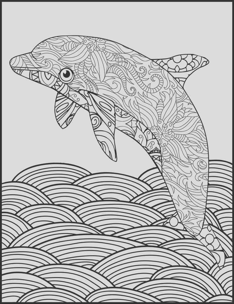 printable coloring page adult coloring