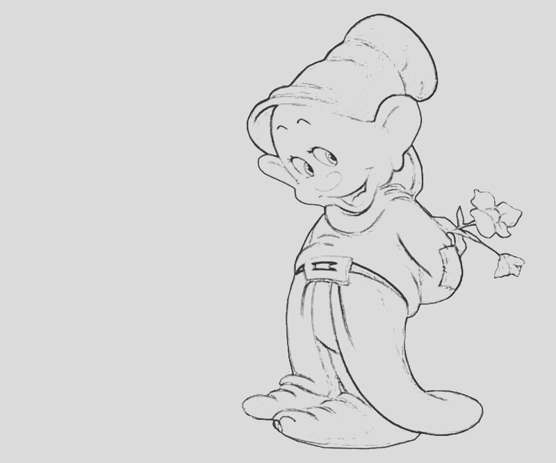 dopey character