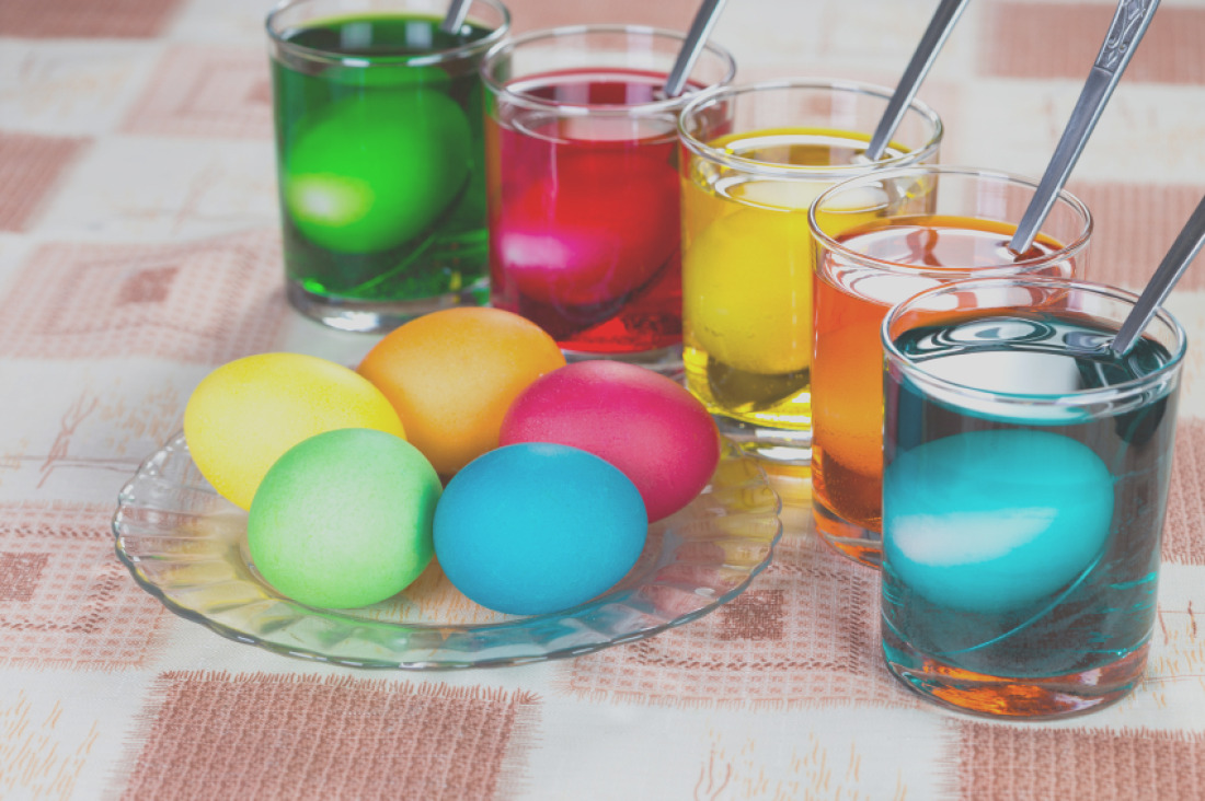5 theories about why we dye eggs easter