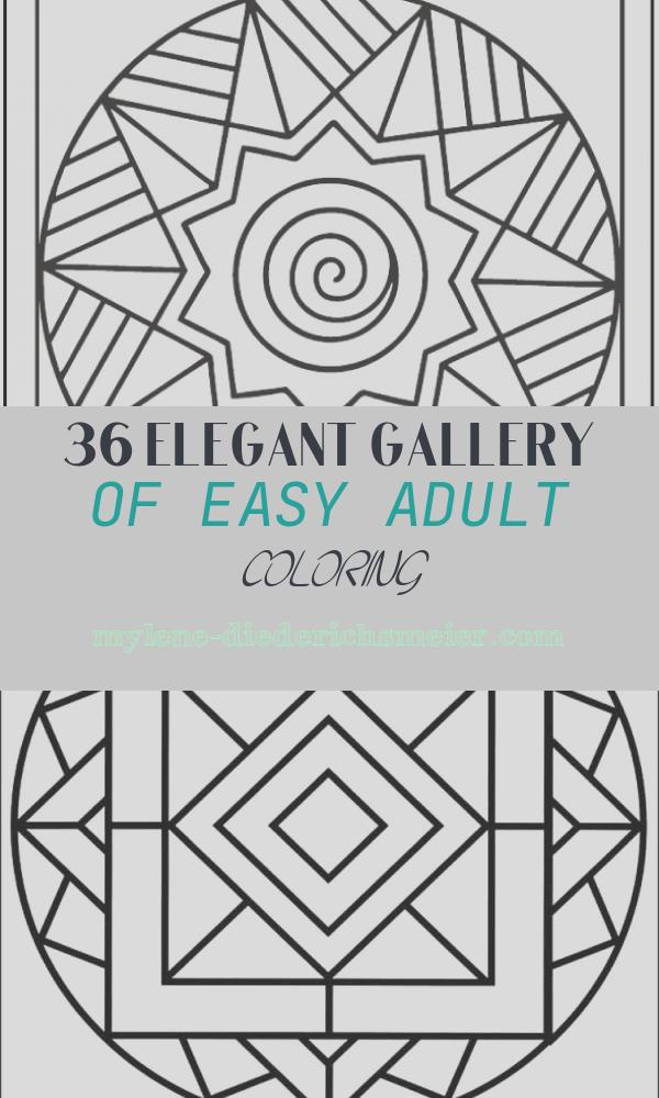 Easy Adult Coloring Best Of 42 Adult Coloring Pages Customize Printable Pdfs