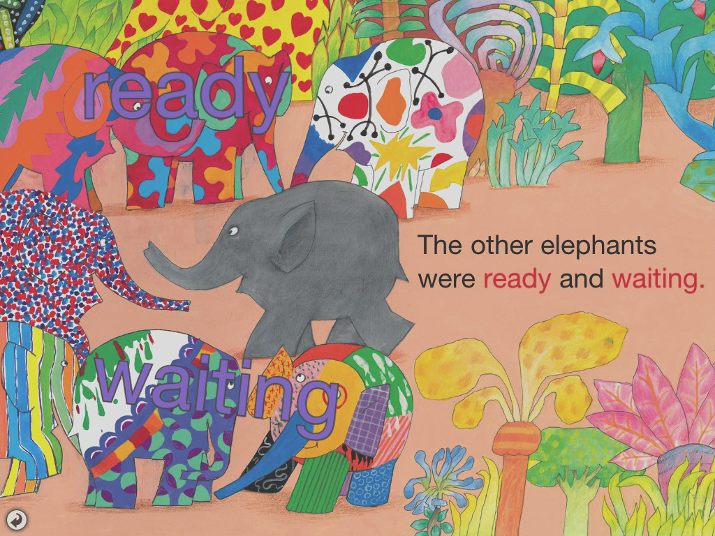 elmer the patchwork elephant two tissue paper staining projects