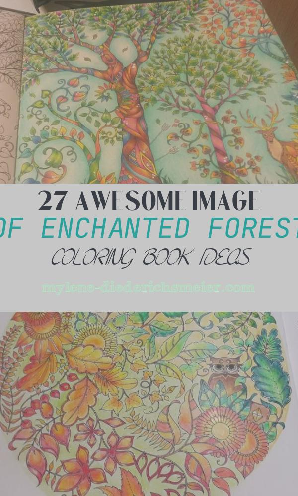 Enchanted forest Coloring Book Ideas Inspirational My Idea Of An Enchanted forest Coloring