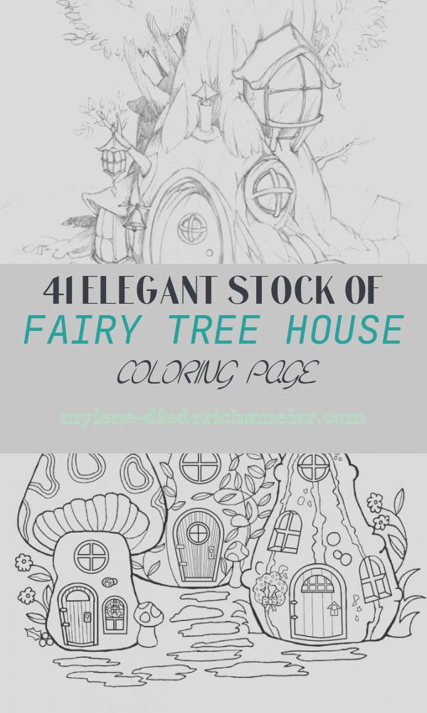 Fairy Tree House Coloring Page Beautiful Fairy Tree House Coloring Pages – Google Search