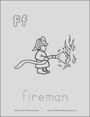 fire prevention printables