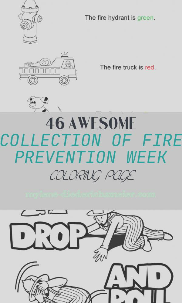 Fire Prevention Week Coloring Page New Fire Prevention Week Coloring Page Twisty Noodle