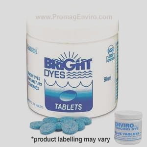 Bright Dyes Blue Tablets Food Grade Dye