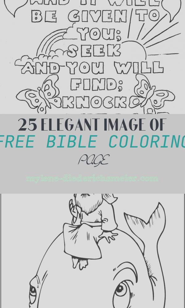 Free Bible Coloring Page Best Of top 10 Free Printable Bible Verse Coloring Pages Line