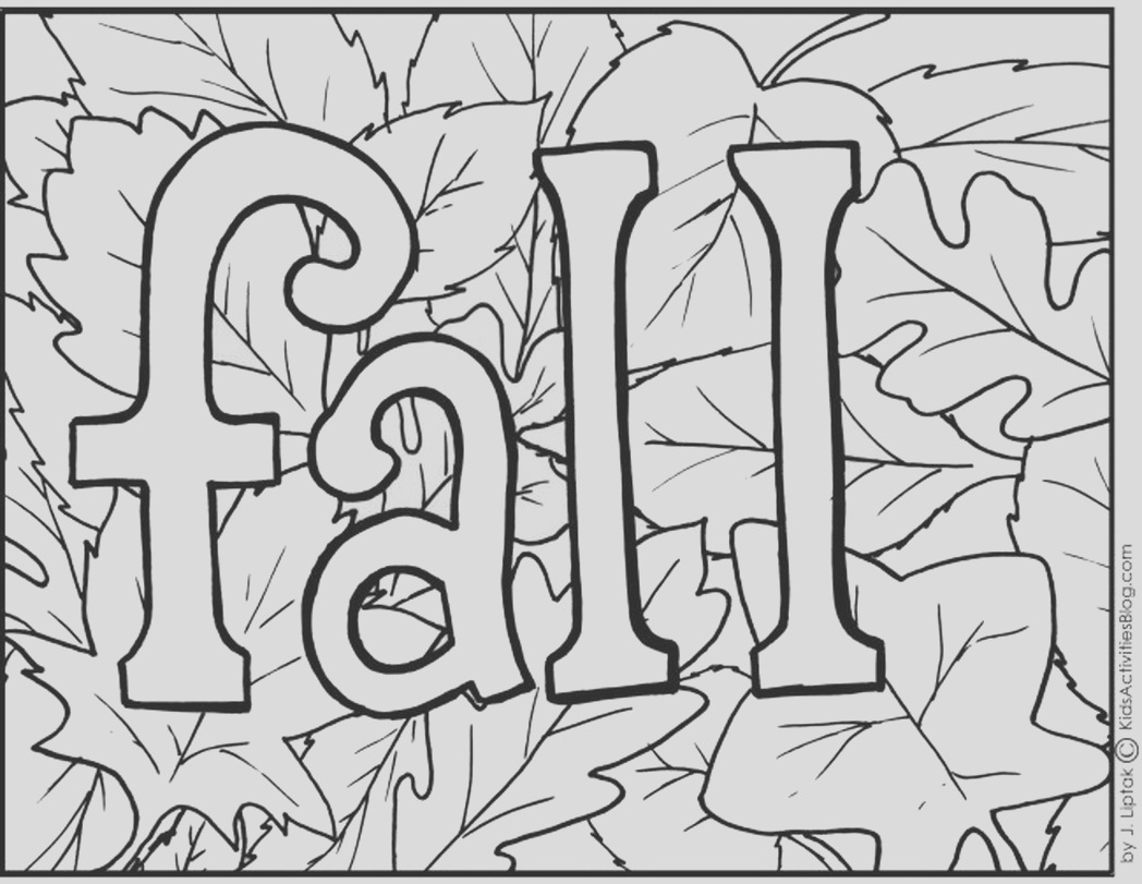 free print fall coloring pages image search engine